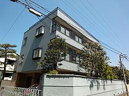 山口マンション[3階]の外観
