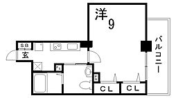 Alpha Regalo Kamisawa[3階]の間取り