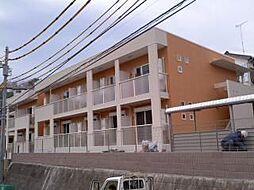 神奈川県横須賀市若宮台の賃貸アパートの外観