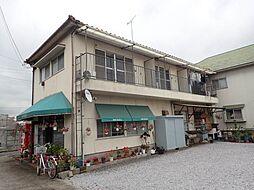 愛媛県松山市束本1丁目の賃貸アパートの外観