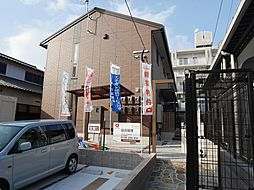 D−room片野新町[2階]の外観