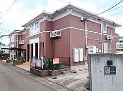 神奈川県藤沢市葛原の賃貸アパートの外観