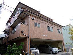 大阪府堺市西区浜寺石津町東2丁の賃貸マンションの外観