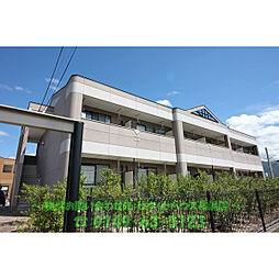滋賀県長浜市西上坂町の賃貸マンションの外観
