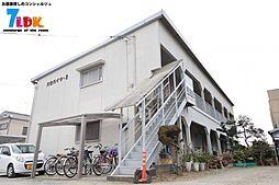 奈良県橿原市北妙法寺町の賃貸アパートの外観