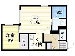 発寒南駅 4.4万円