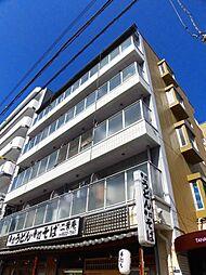 田辺ハイム[4階]の外観