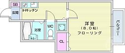 愛宕橋駅 4.1万円