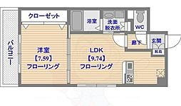 室見駅 6.5万円