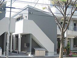 アーバンハウス新松戸[203号室]の外観