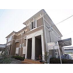 奈良県五條市二見2丁目の賃貸アパートの外観