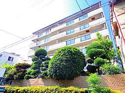大阪府大阪市生野区巽西3丁目の賃貸マンションの外観