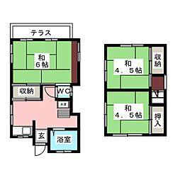 板橋駅 9.5万円
