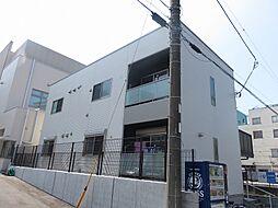 プレミア横須賀[202号室]の外観