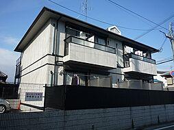 大阪府藤井寺市小山4丁目の賃貸アパートの外観