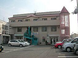 トニワンハイツ岡山[201号室]の外観