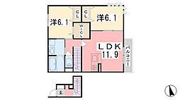 亀山駅 8.5万円