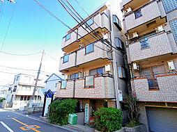 埼玉県朝霞市浜崎2の賃貸マンションの外観
