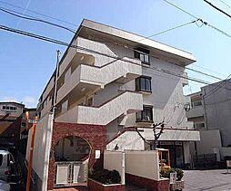 京都府京都市上京区革堂町の賃貸マンションの外観