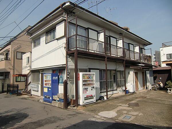 東京都調布市国領町7丁目の賃貸アパート