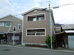 愛媛県松山市桑原2丁目の賃貸アパートの外観
