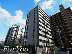 兵庫県神戸市灘区鹿ノ下通3丁目の賃貸マンションの外観