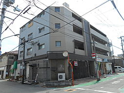 スペースマンション八戸ノ里[3階]の外観