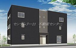 岡山電気軌道清輝橋線 東中央町駅 徒歩5分の賃貸アパート
