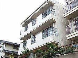 埼玉県朝霞市東弁財3丁目の賃貸マンションの外観