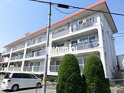 桜ヶ丘ハイツA棟[2階]の外観
