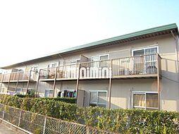 愛知県名古屋市名東区勢子坊4の賃貸アパートの外観