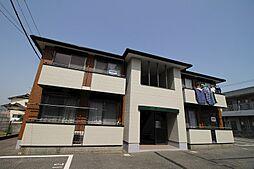 山口県下関市古屋町2丁目の賃貸アパートの外観
