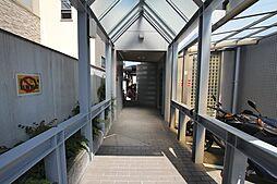 ハピネス大屋町[3階]の外観