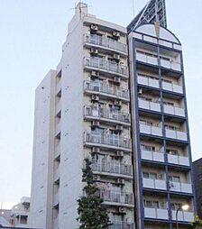 東京都港区麻布台2丁目の賃貸マンションの外観