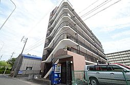 リバーサイド前田[6階]の外観