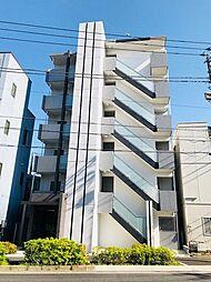 ウィステリア横浜[201号室]の外観