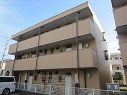 千葉県船橋市薬円台5丁目の賃貸マンションの外観