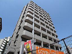 中津口センタービル[8階]の外観