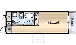 G-Design京都西院[1階]の間取り