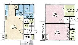 [一戸建] 青森県八戸市長苗代3丁目 の賃貸【/】の外観