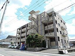 福岡県北九州市八幡西区茶屋の原2丁目の賃貸マンションの外観