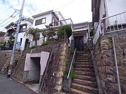 [一戸建] 兵庫県神戸市垂水区塩屋町3丁目 の賃貸【/】の外観