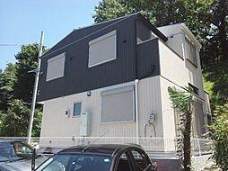 [テラスハウス] 神奈川県横浜市港北区綱島東2丁目 の賃貸【/】の外観
