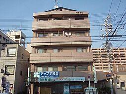 大阪府高石市綾園1の賃貸マンションの外観