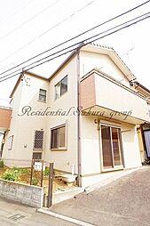 神奈川県藤沢市川名の賃貸アパートの外観