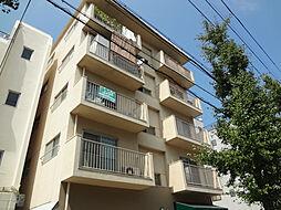 みどりマンション[4階]の外観