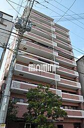 デ・リード堀川東[3階]の外観