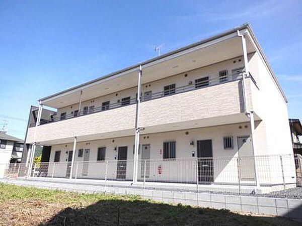 滋賀県近江八幡市安土町小中の賃貸アパートの画像