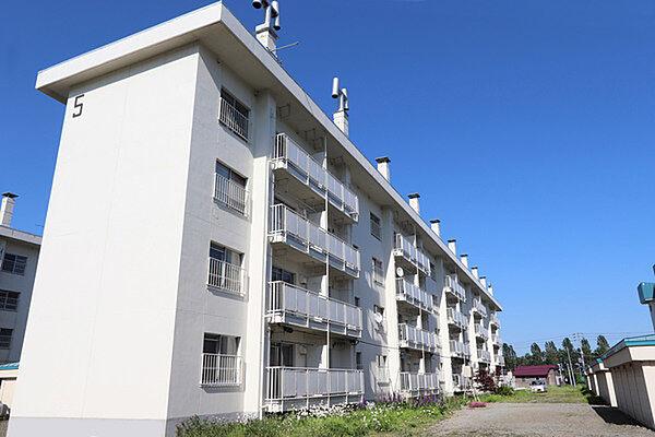ビレッジハウス福住1号棟 2階の賃貸【北海道 / 札幌市豊平区】