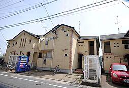 リブレア箱崎駅前B[1階]の外観